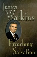 Preaching Salvation (Hardcover) book cover