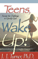 Teens, Wake Up! book cover